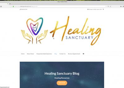Healing Sanctuary LLC